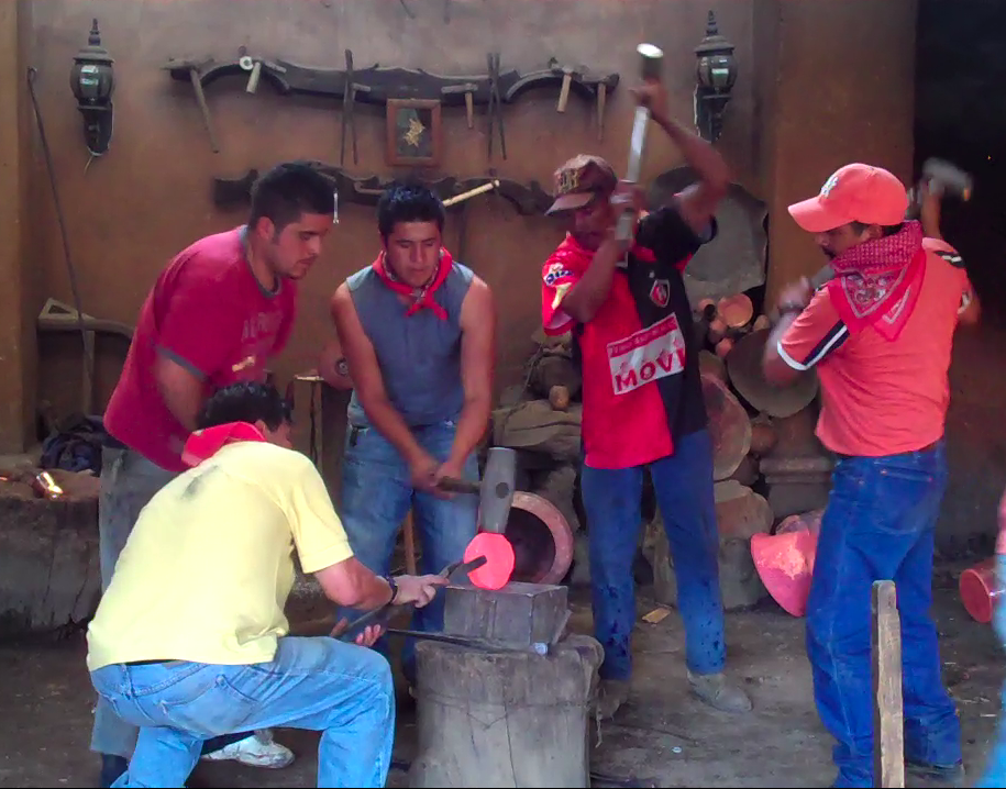 Michoacan Artisans at Work