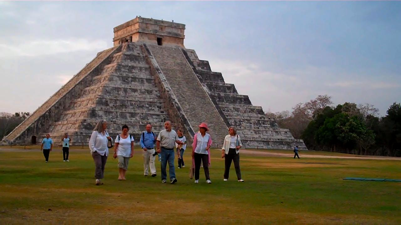Journey Mexico at Uxmal
