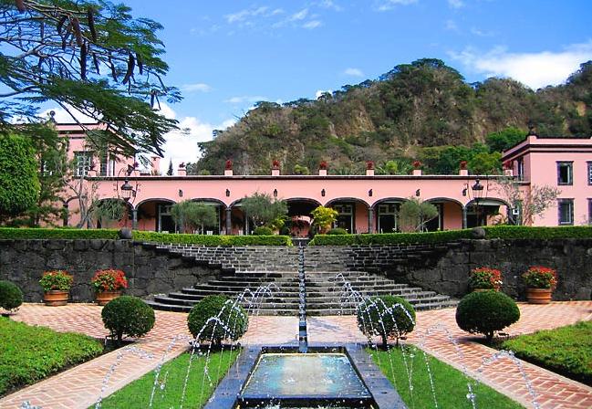 Haciendas de México...